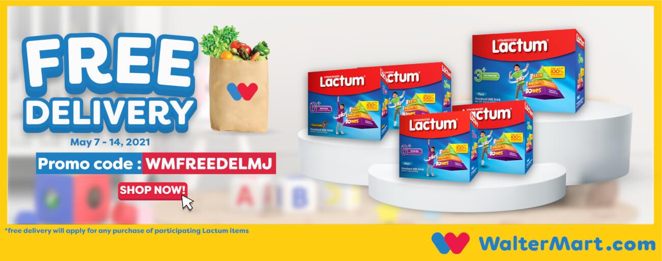 Lactum Banner
